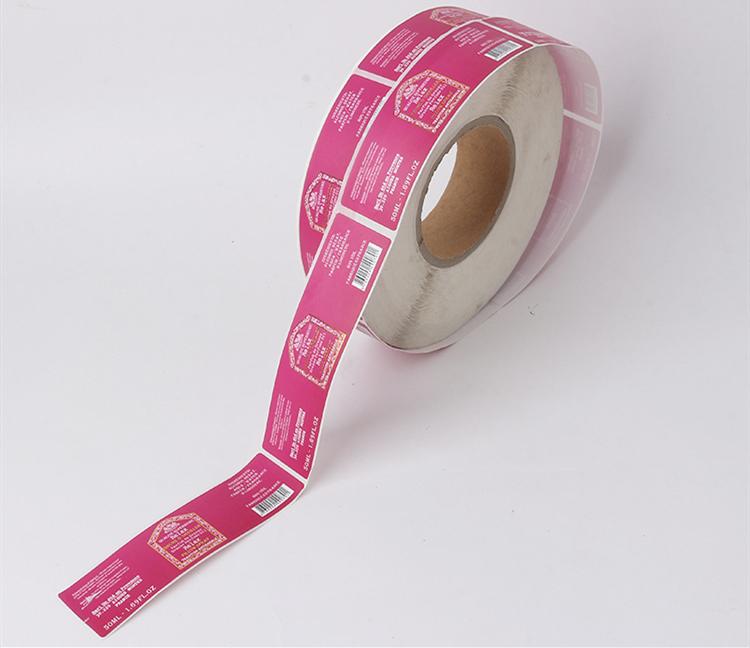 自动贴标机标签印刷